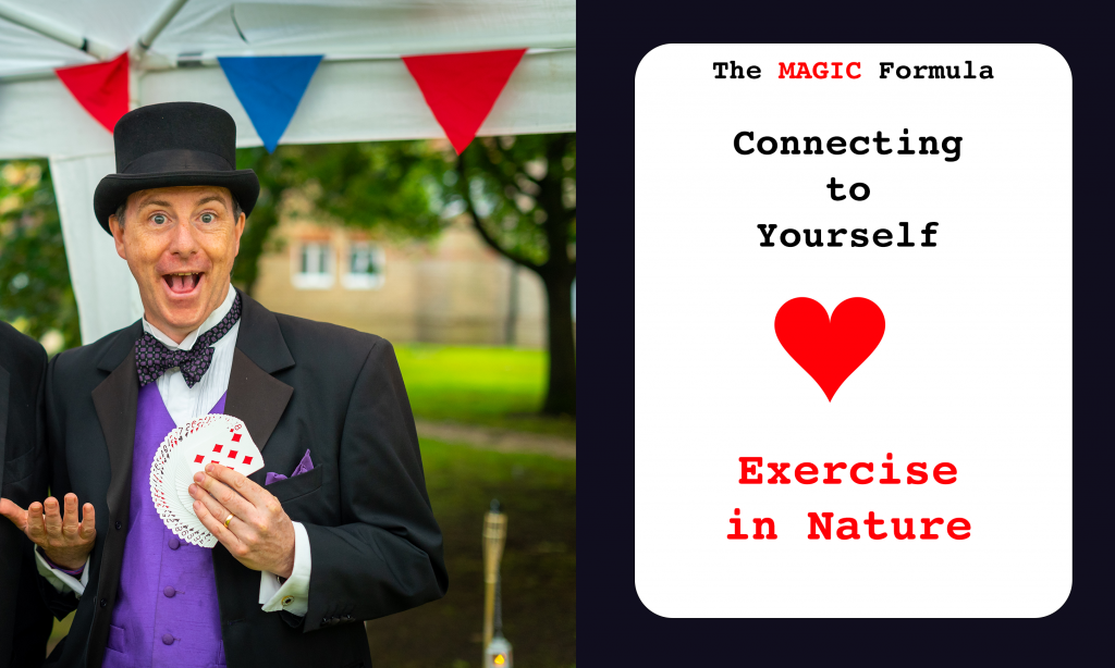 The MAGIC Formula - Exercise in Nature